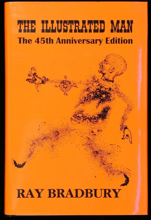 6: Ray Bradbury The Illustrated Man Limited Edition