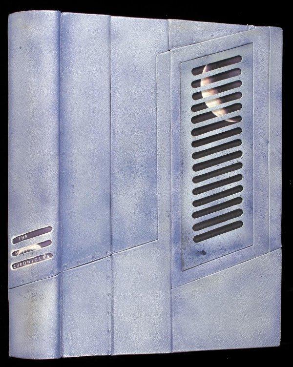 7: Ray Bradbury Martian Chronicles LEC book & case