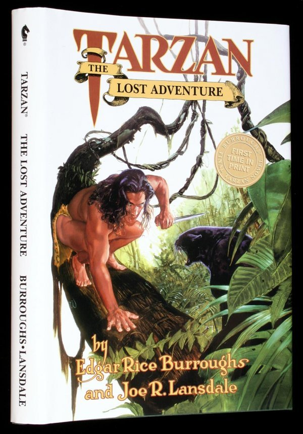 18: Tarzan: The Lost Adventure First Edition