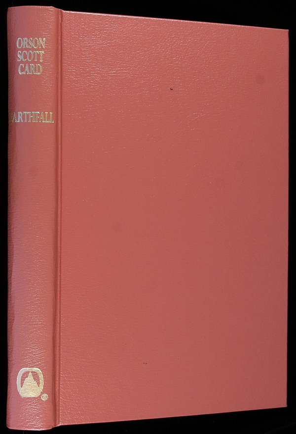 20: Orson Scott Card Earthfall 1 of 40 copies