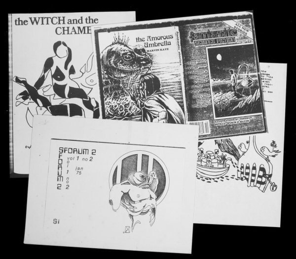 169: Large archive Andre Norton copied sources, etc.