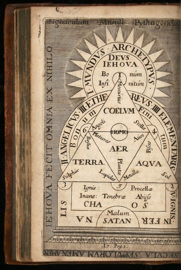 1002: Cooper's Epitaph with first Alchemy Bibliography