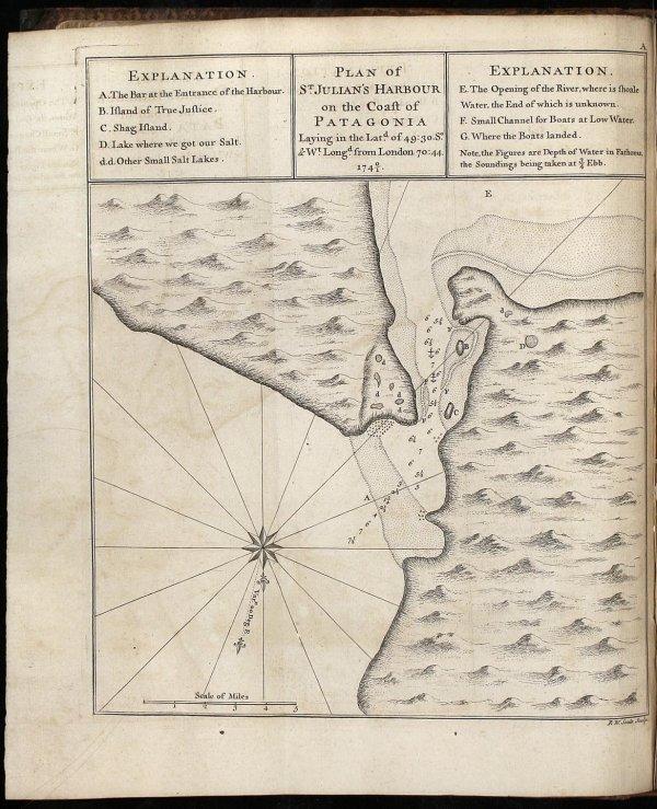 1003: Anson's Voyage Round the World 1748