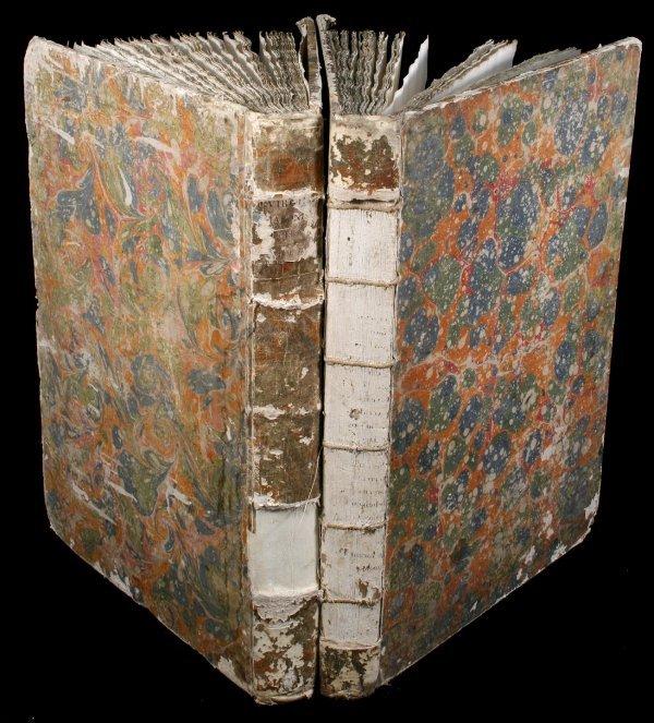 1020: Bodoni Press edition of Virgil's Works 1793