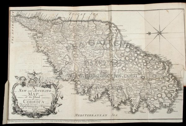 1021: Boswell's Account of Corsica 1768