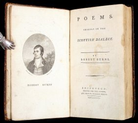 Poems, Chiefly In The Scottish Dialect 2nd Edn.