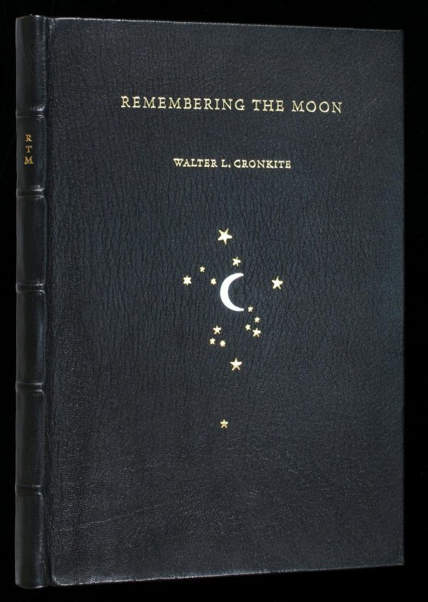 1028: Walter Cronkite Remembering the Moon 1/250