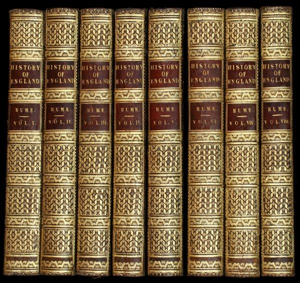 1047: Hume's History of England Finely Bound 1826