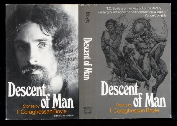 2007: Boyle Descent of Man first edition signed in dj