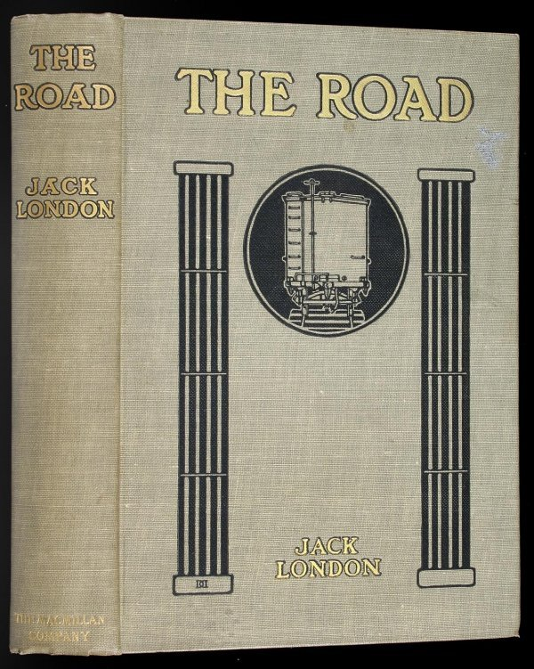 2159: Jack London The Road first edition 1907