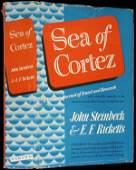 2262 Steinbeck  Ricketts Sea of Cortez 1st Ed in dj