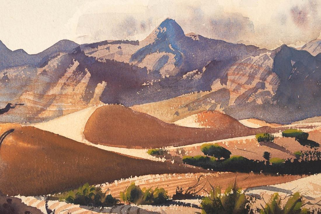 Watercolor by Ralph Hulett, 1949 - 4