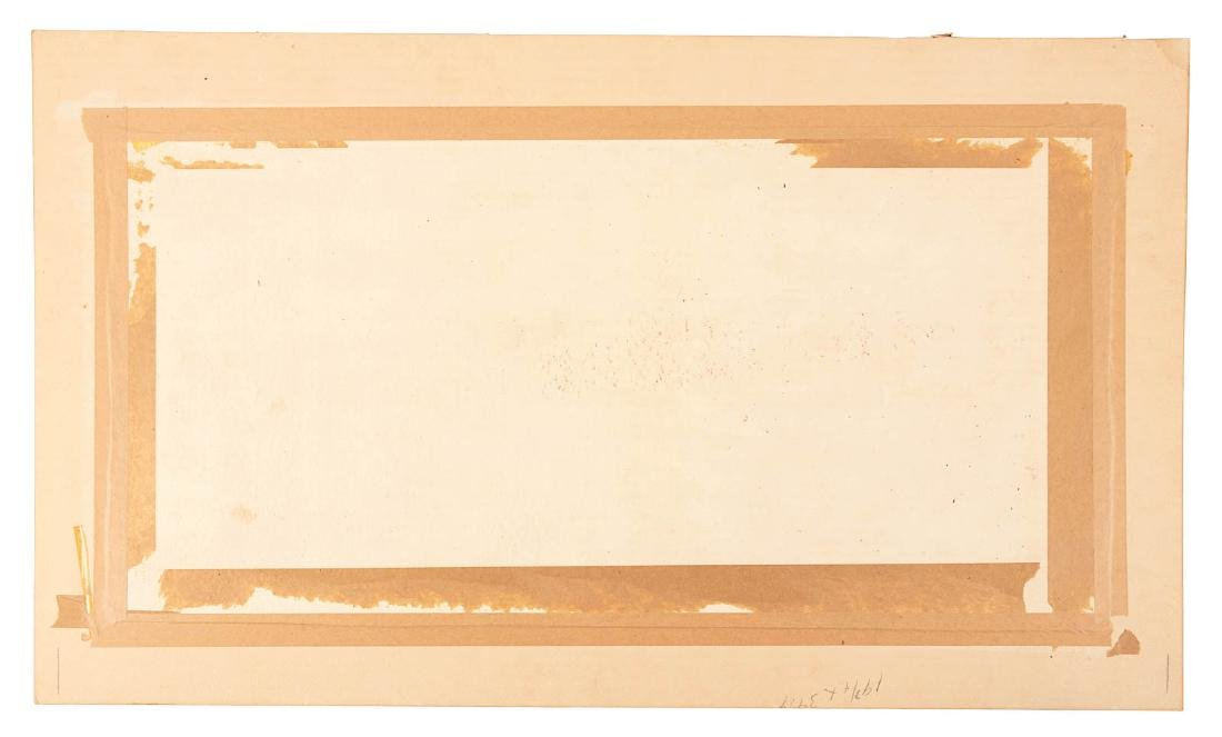 Watercolor by Ralph Hulett, 1949 - 6