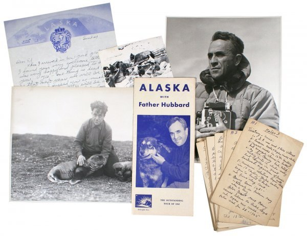 6: Archive on Rev. Hubbard, Glacier Priest of Alaska