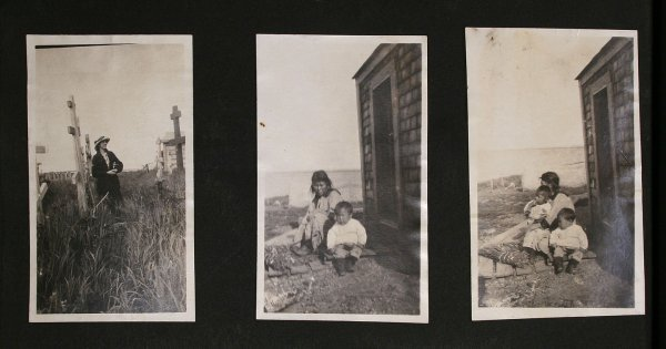 8: Alaska photo album of missionary activities
