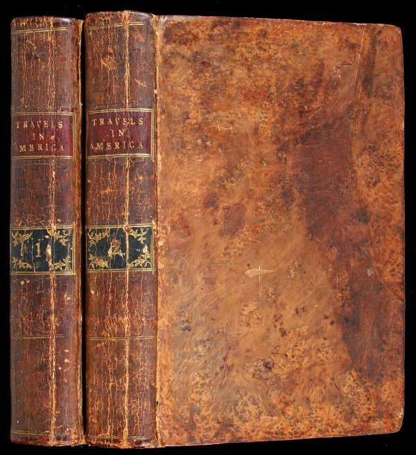 19: Anburey's Travels Through America 1791