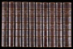 29 Bancrofts History of the US 10 Volumes