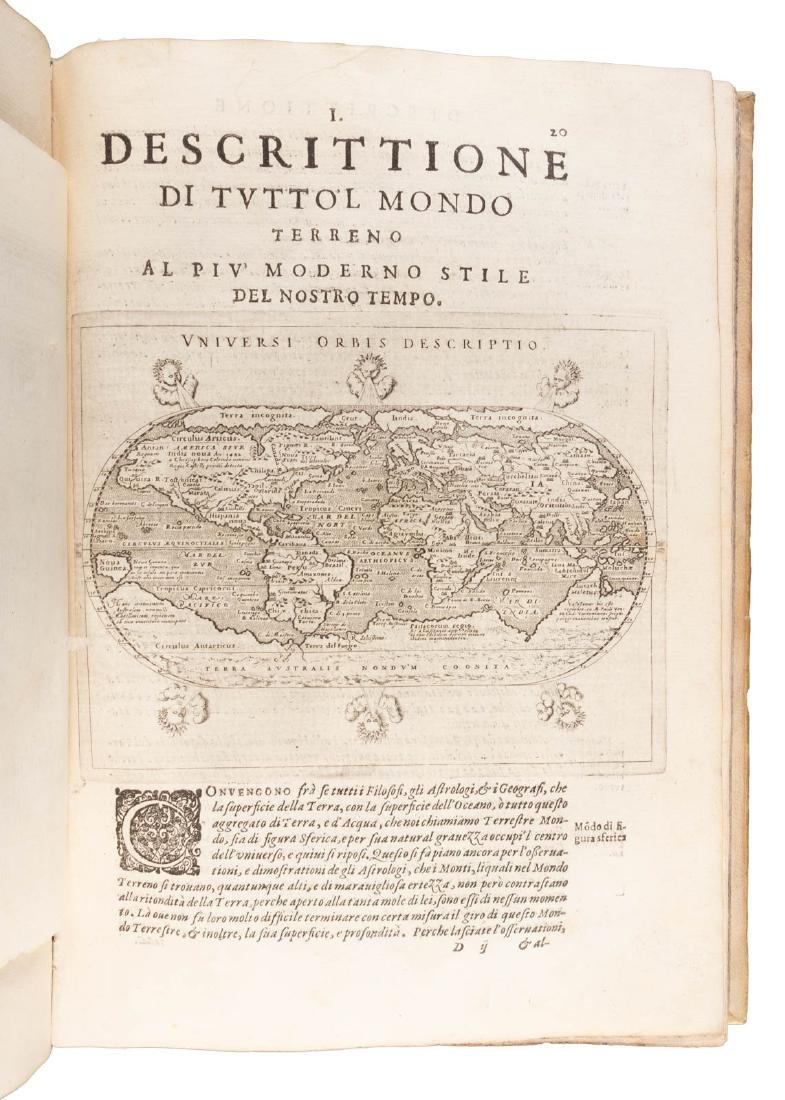 Magini's Ptolemy, 1621, with 64 maps - 2