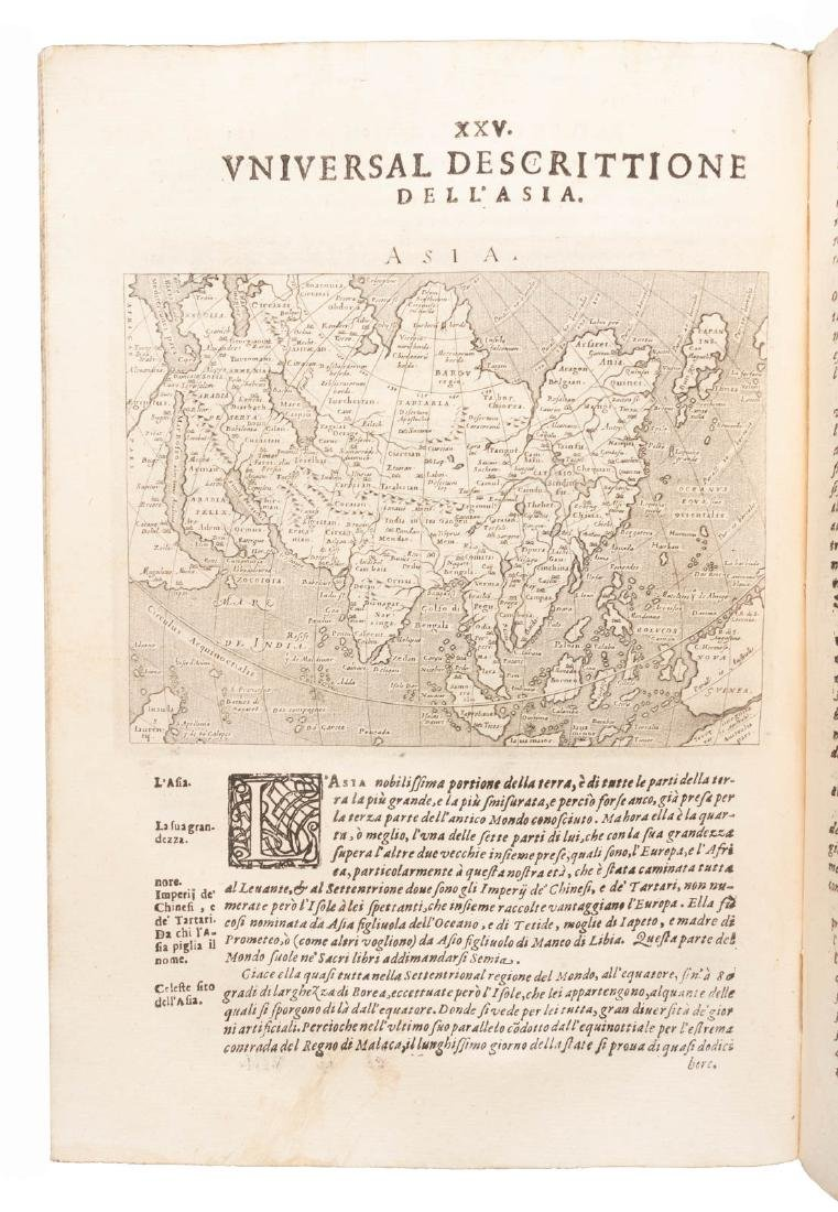 Magini's Ptolemy, 1621, with 64 maps - 4