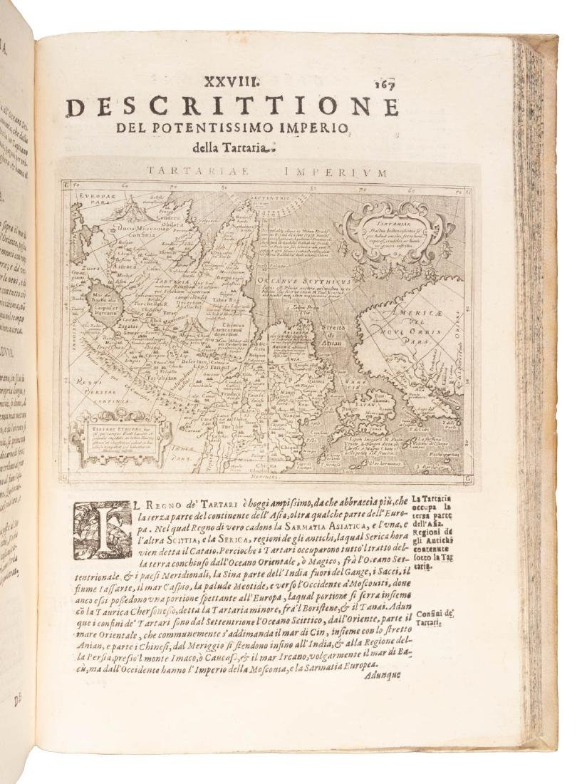 Magini's Ptolemy, 1621, with 64 maps - 5
