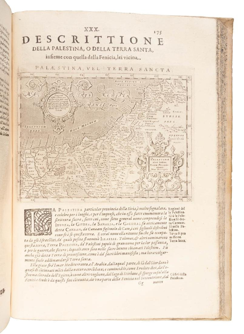 Magini's Ptolemy, 1621, with 64 maps - 6