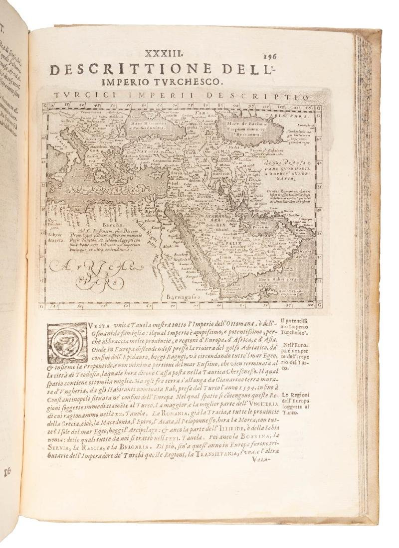 Magini's Ptolemy, 1621, with 64 maps - 7