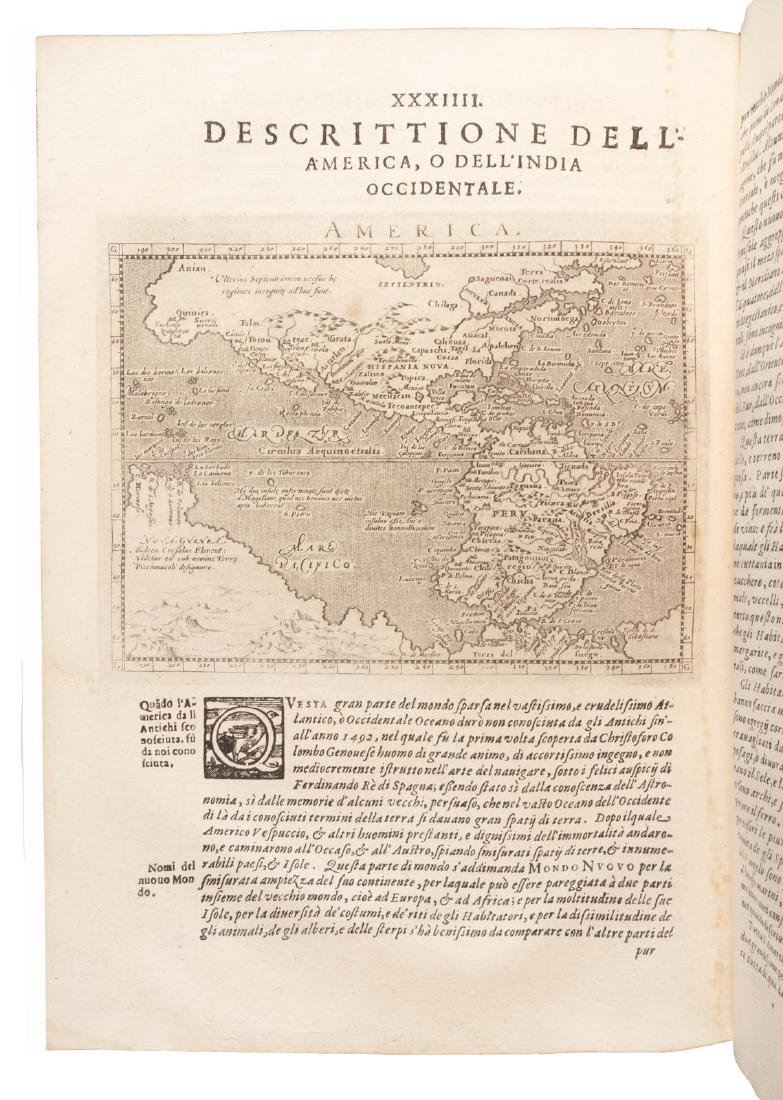 Magini's Ptolemy, 1621, with 64 maps - 8