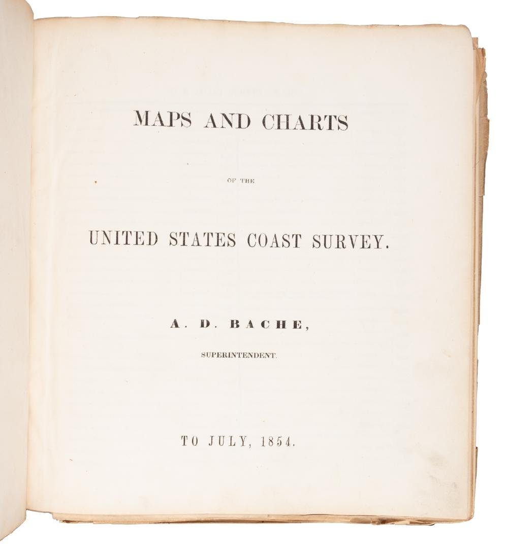 Maps and Charts of the United States Coast Survey,