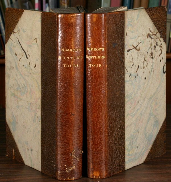 1004: Nimrod's Hunting Tours & Northern Tour 1st Eds.