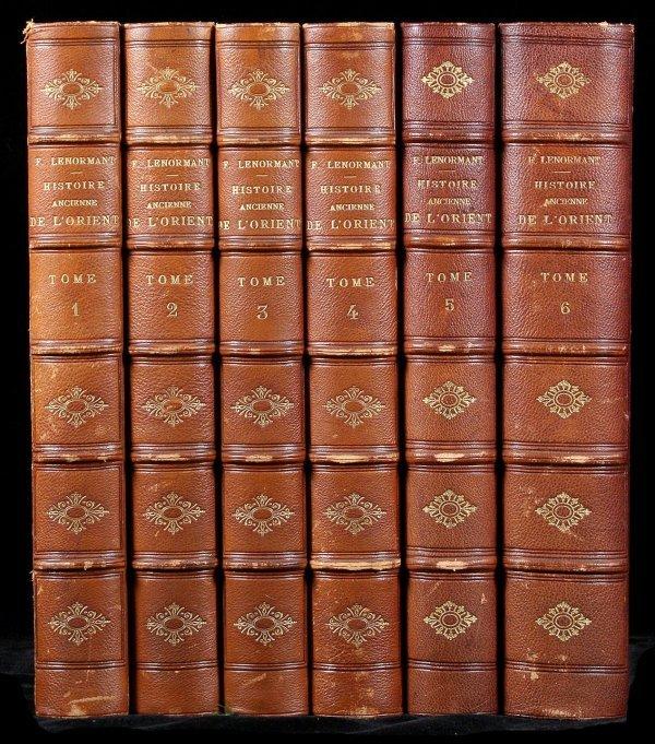1021: Histoire Ancienne De L'Orient 1881-88