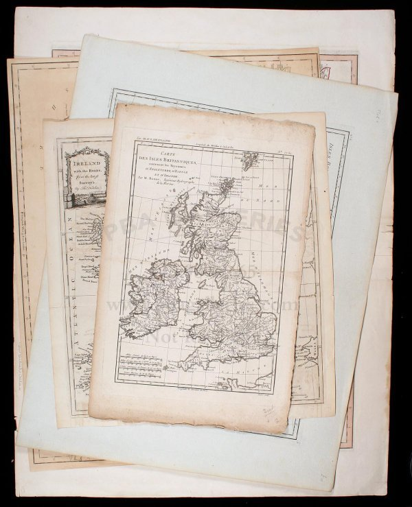 2024: Maps of Britain and Ireland