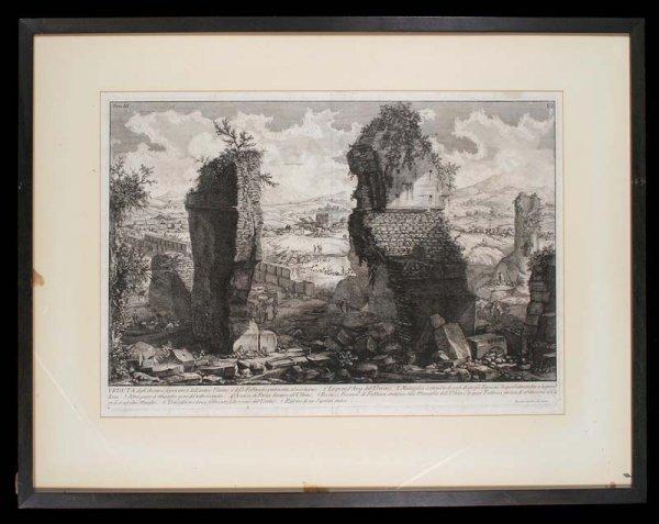 2107: Piranesi engraving of Roman crematorium