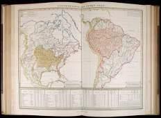 2169 Berghaus Physical Atlas of the World 184952