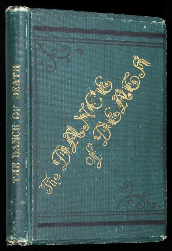 3001: Ambrose Bierce, Dance of Death, 1st Ed. Signed