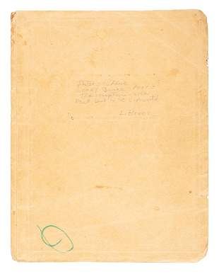 Transcripts for Lenny Bruce breakout performances 1958