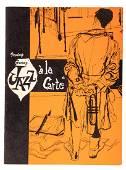 Lenny Bruce at Jazz ala Carte, 1960