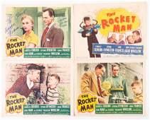Lobby cards for Lenny Bruce's Rocket Man