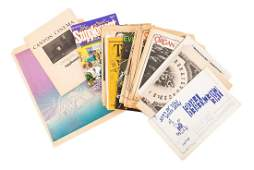 Counterculture periodicals and newsletters, many rare