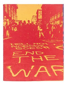 Posters from Stop the Draft Week, Oakland 1967