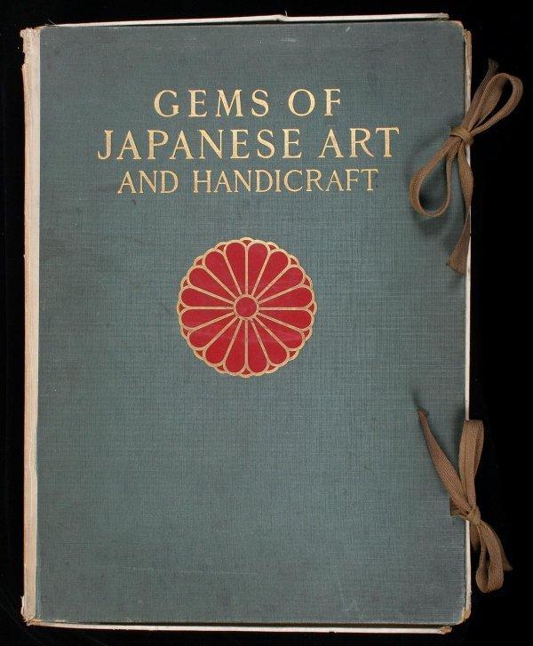 8: George Audsley Gems of Japanese Art & Handicraft