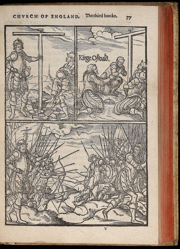 17: Bede's History of the Church of Englande 1565
