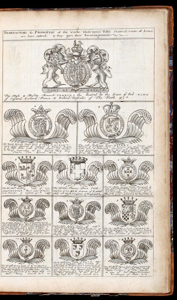 20: An Alphabetical Account of the Nobility 1673