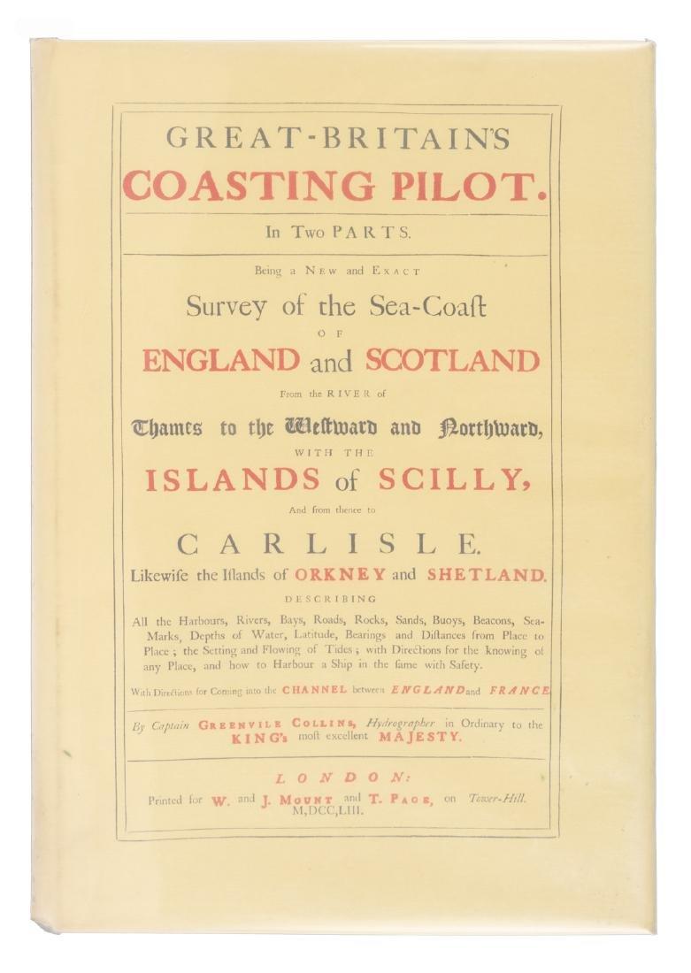 Survey of the Sea-Coast of England and Scotland