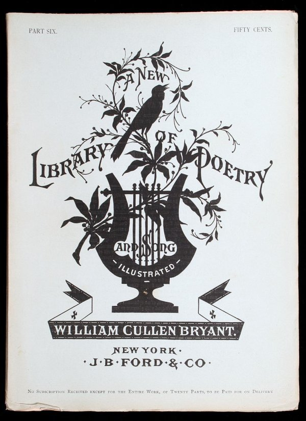 1021: Bryant's New Library of Poetry and Song in Parts