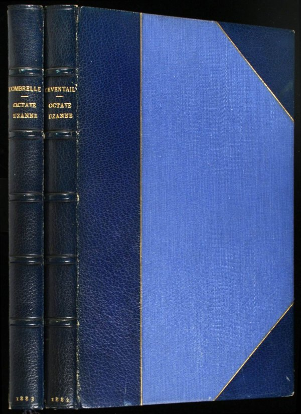 4: Octace Uzanne L'Eventail & L'Ombrelle 1882-3
