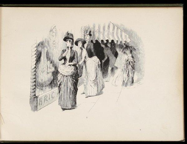 5: John Kendrick Bangs, The Lorgnette 1886 1st Ed.