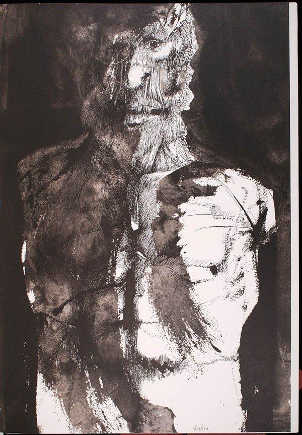 9: Leonard Baskin Ars Anatomica 1/2500 copies