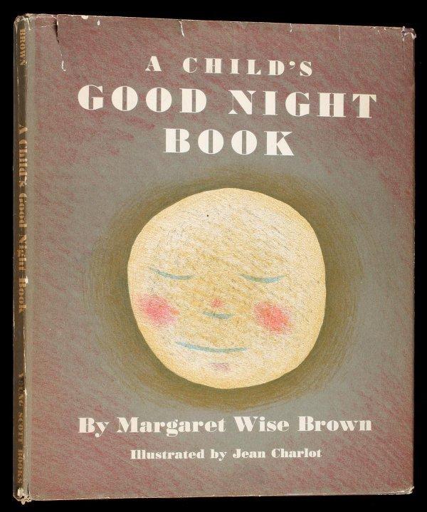18: (Charlot, Jean) A Child's Good Night Book in dj