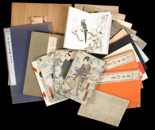 85: Lot of 25 Japanese Illustrated Books in Japanese