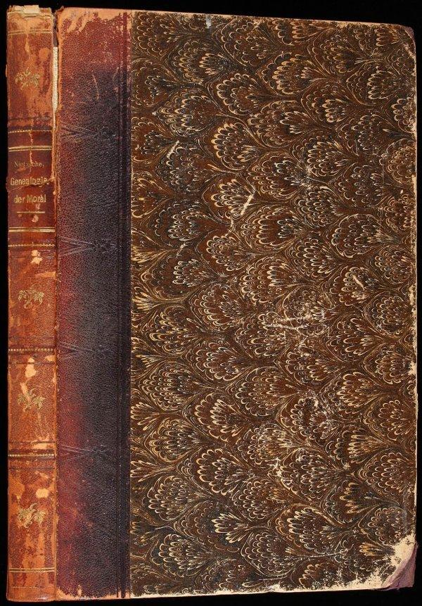 494: Nietzsche Zur Genealogie der Moral 1894